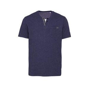 Reward classic Herren-T-Shirt im Henley-Style