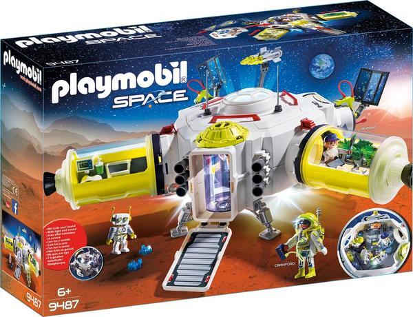 PLAYMOBIL 9487 Mars Station