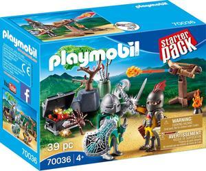 PLAYMOBIL 70036 StarterPack Ritterschatz