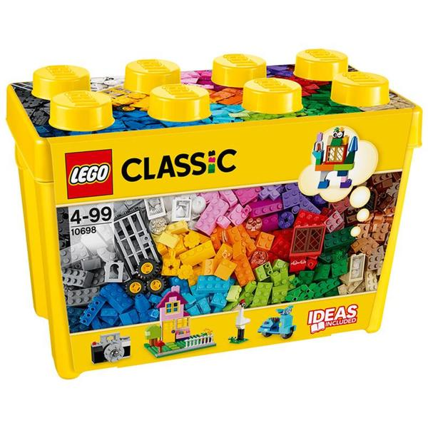 LEGO Classic 10698 Große Bausteine-Box 790 Teile