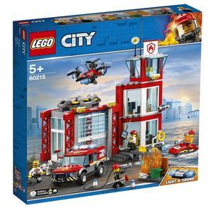 LEGO City 60215 Feuerwehrstation