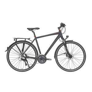 Trekkingrad 28 Riverside 740 TR Herren anthrazit/orange