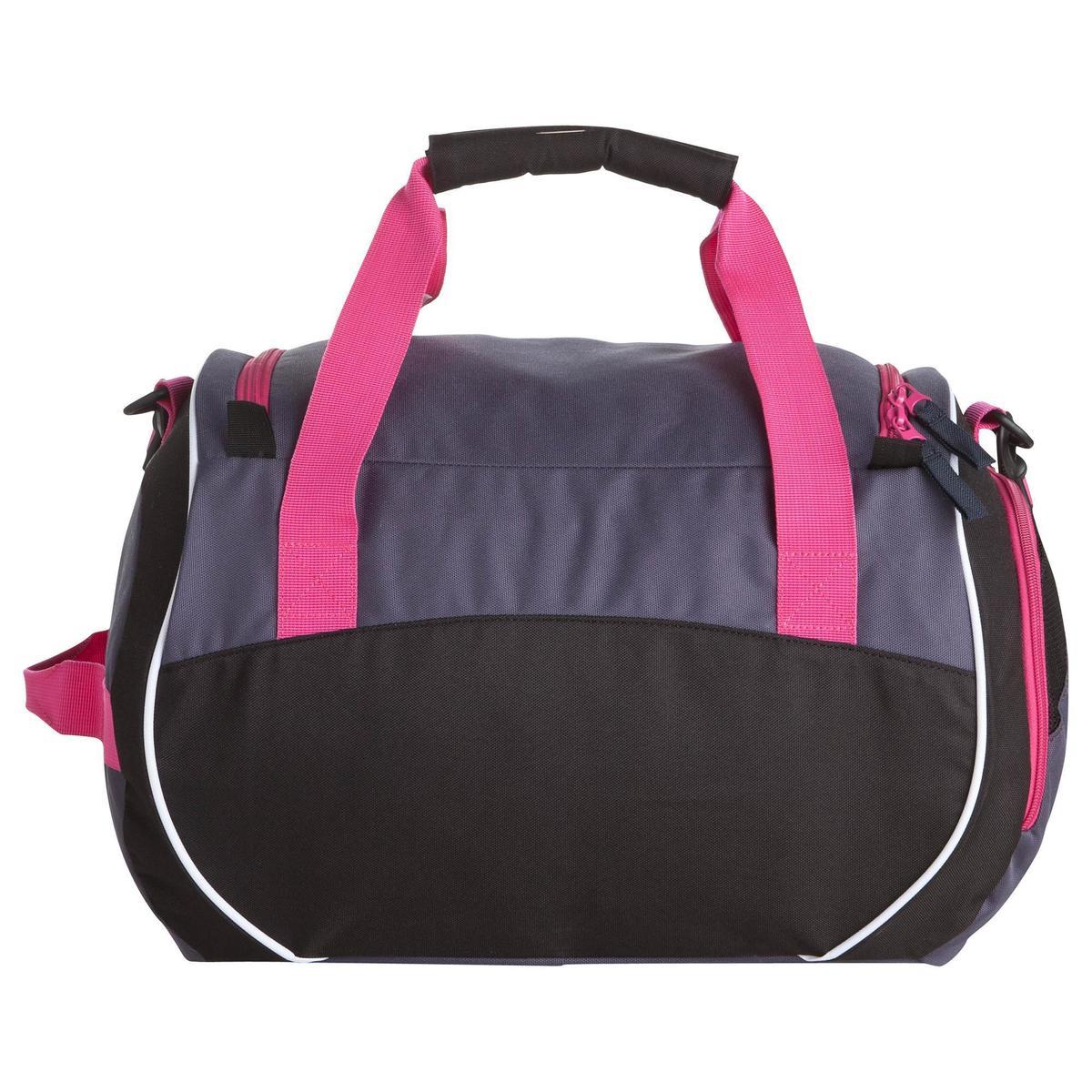 Bild 3 von Schwimmtasche Sporttasche Swimy 30 L grau/rosa