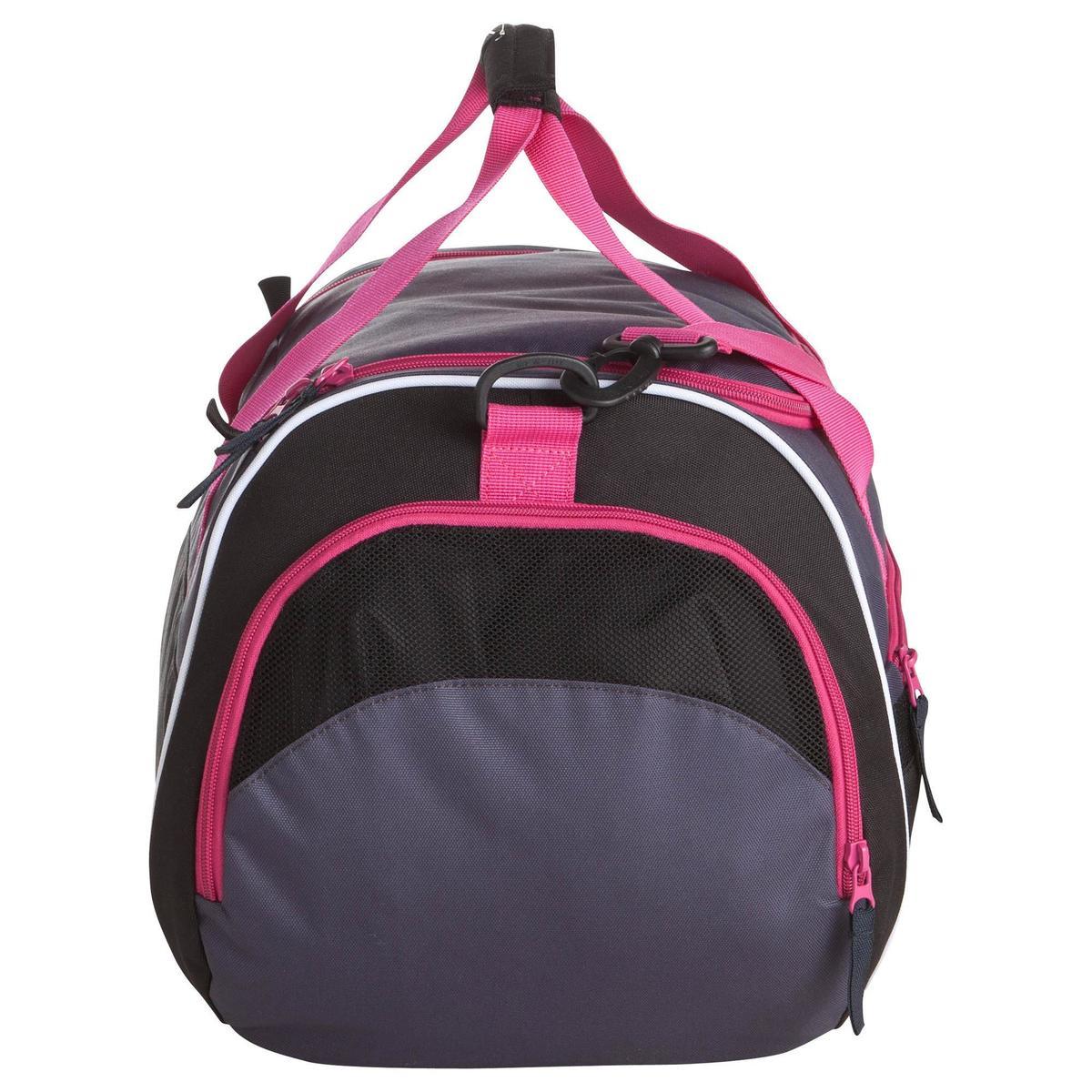 Bild 4 von Schwimmtasche Sporttasche Swimy 30 L grau/rosa