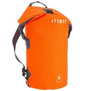 Wasserfeste Tasche 30 l orange