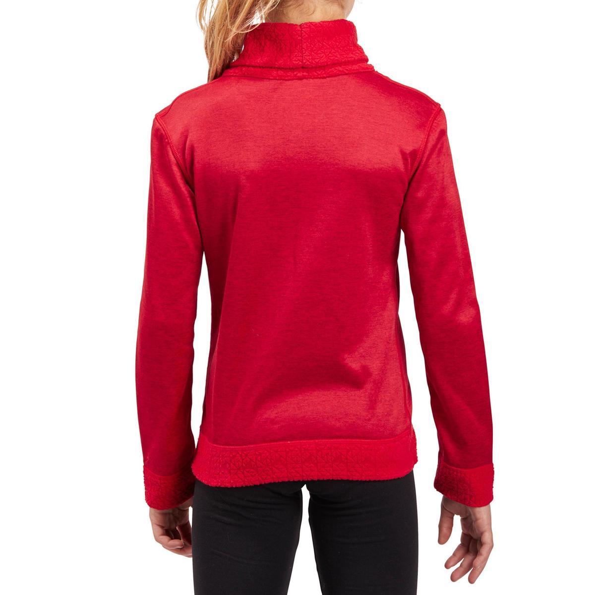 Bild 4 von Skiunterwäsche Funktionsshirt 2Warm Kinder rot
