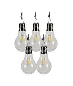 Dehner Solar-Glühbirnen 5er Set