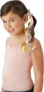 Haarsträhne my little Pony Fluttershy Mädchen Kinder