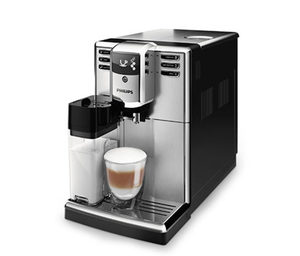 Philips EP5365/10 5000 Serie Kaffeevollautomat, silber (inkl. Gratis-Kaffee)