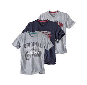 Reward classic Herren-T-Shirt in verschiedenen Vintage-Designs