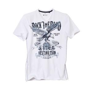 Reward classic Herren-T-Shirt mit angesagtem Aufdruck