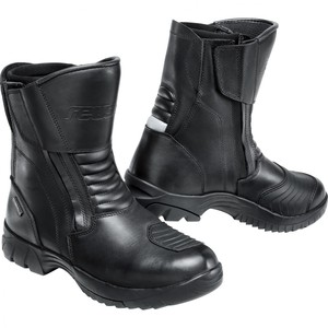 reusch            Touren Leder Stiefel 2.0 kurz schwarz