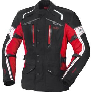 IXS            X-Jacke Montgomery schwarz/rot/weiß XXL