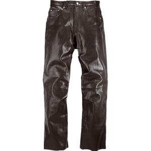 Helstons            Corden Cow Rag Lederhose schwarz 32