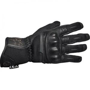 Bering            TX 09 Damen Leder/Textil Sommerhandschuh schwarz XXL