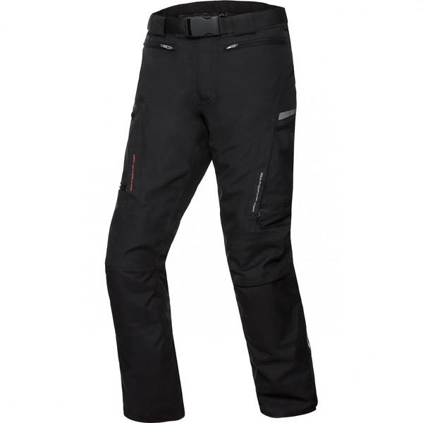 FLM            Touren Textilhose 2.0 schwarz/anthrazit