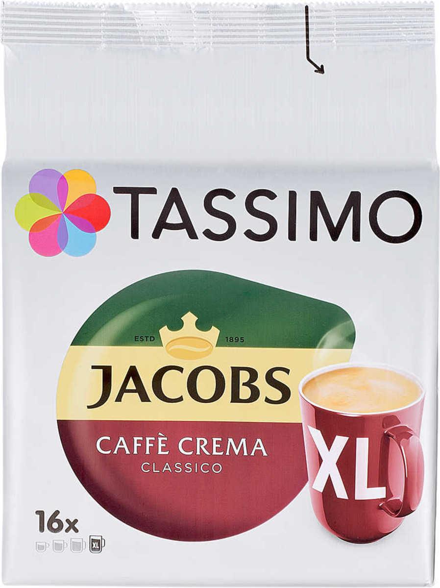 Bild 1 von JACOBS  Tassimo Kaffee-Kapseln