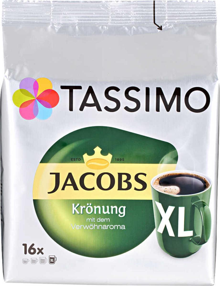 Bild 2 von JACOBS  Tassimo Kaffee-Kapseln