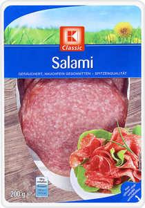 K-CLASSIC  Salami oder Feurika-Salami