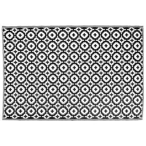 In- & Outdoor-Teppich Mosaik 180x120cm