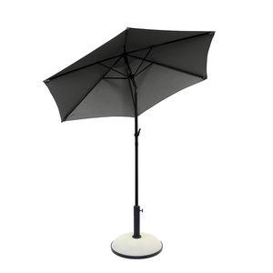 Sonnenschirm Ø 2,5 m inkl. Schirmständer