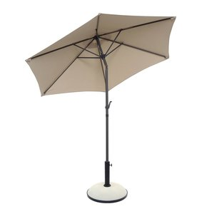 Sonnenschirm Ø 3 m inkl. Schirmständer