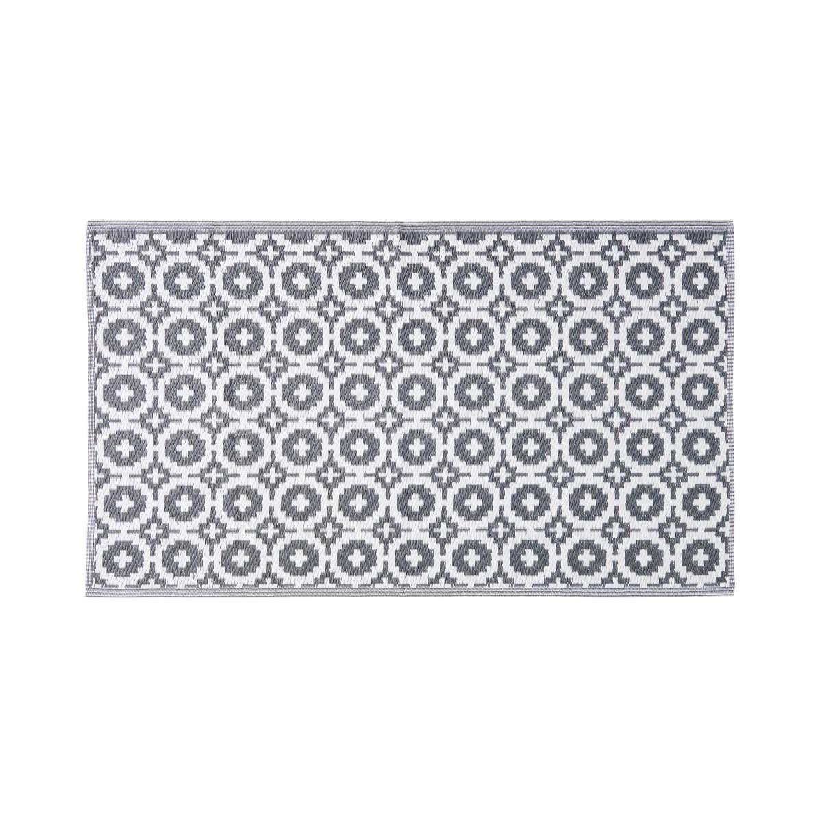 Bild 1 von In- & Outdoor-Teppich Mosaik 150x90cm