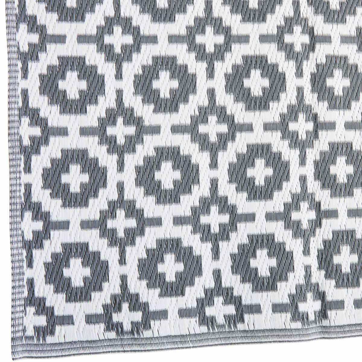 Bild 2 von In- & Outdoor-Teppich Mosaik 150x90cm