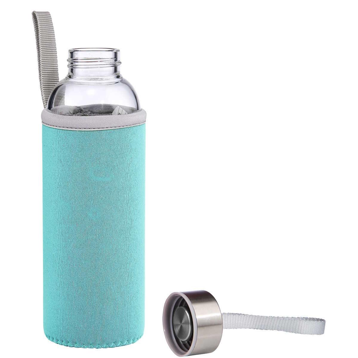 Bild 2 von Trinkflasche mit Tasche 0,5 l