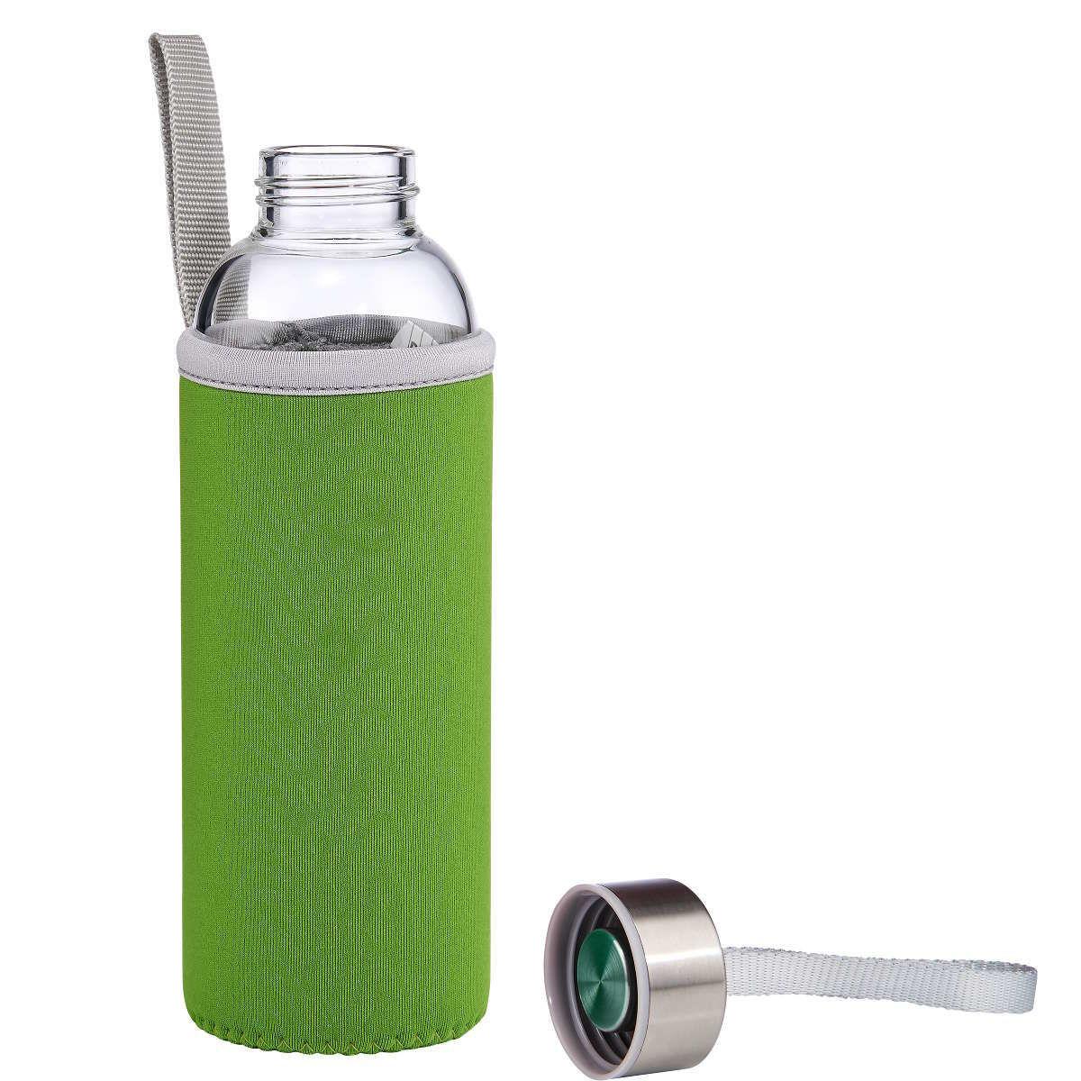 Bild 2 von Trinkflasche mit Tasche