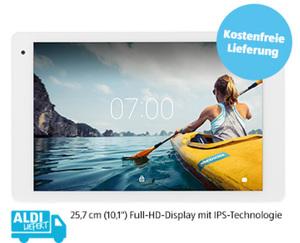 """Tablet 25,7 cm (10,1"""") MEDION® LIFETAB®  X10605, weiß¹"""