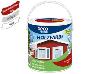 DECO STYLE®  Holzfarbe