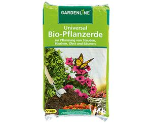 GARDENLINE®  Bio-Pflanzerde, 40 l