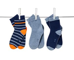 alive®  Kinder-Socken, 3 Paar