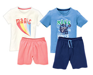 alive®  Kinder-Shorty-Pyjama