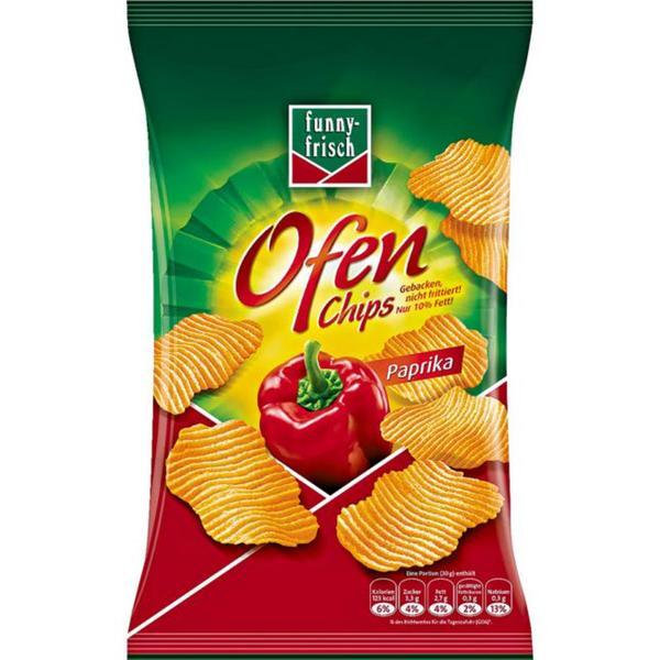 funny-frisch Ofen Chips Paprika 1.33 EUR/100 g