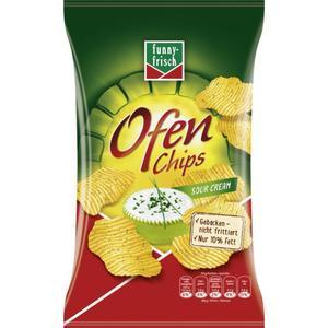 funny-frisch Ofen Chips Sour Cream 1.33 EUR/100 g
