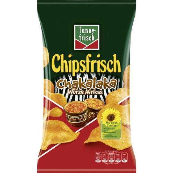 funny-frisch Chipsfrisch Chakalaka Würze Afrikas 0.79 EUR/100 g