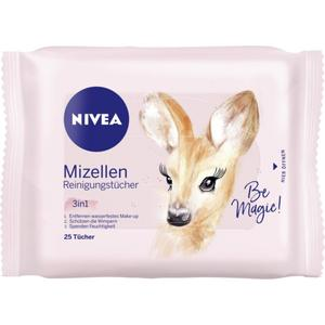 NIVEA 3in1 Mizellen Reinigungstücher