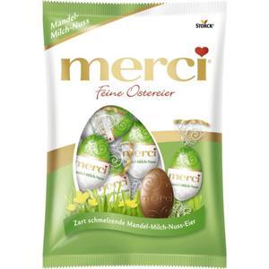 Merci Feine Ostereier Mandel-Milch-Nuss 1.90 EUR/100 g