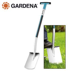 Gartenspaten Terraline Gesamtlänge: 117 cm, Softgrip