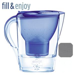 """Wasserfilter """"Marella"""" - Gesamtvolumen: ca. 2,4 Liter Inhalt - mit elektron. Kartuschen- Wechselanzeige - inkl. 1 MAXTRA+ Filterkartusche"""