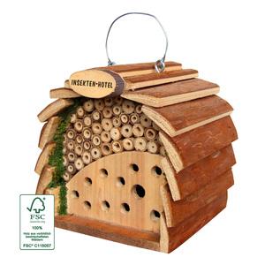 Gardigo Insektenhotel für Bienen und Marienkäfer FSC