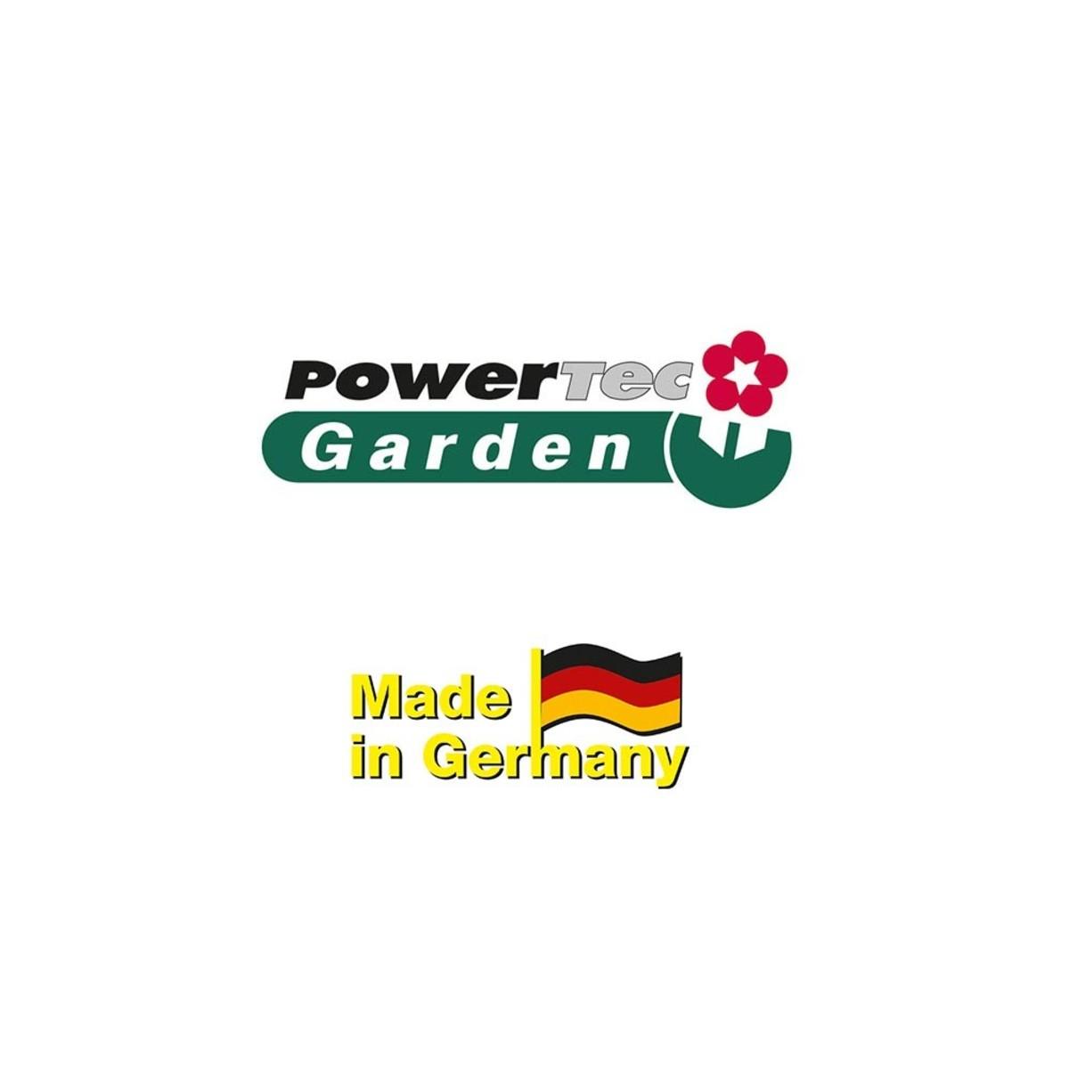 """Bild 2 von Powertec Garden Blumentopf """"Cilindro"""" mit Untersetzer, Ø ca. 50 cm, Anthrazit - 2er Set"""