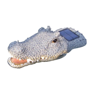 Mauk Solarspringbrunnenpumpe Krokodil