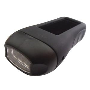 Mauk LED Solarhandlampe mit Handkurbel