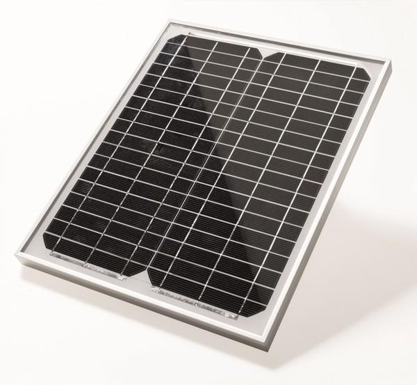 Mauk High Tech Solar-Komplett-Set, 15 Watt