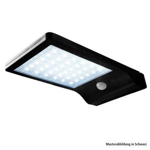 Müller Licht LED-Solar-Wandleuchte, Weiß