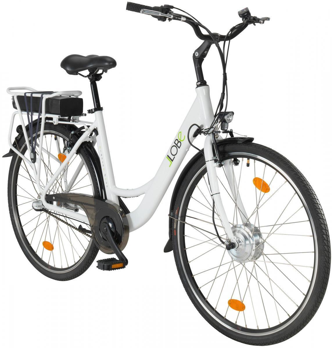 Bild 1 von LLobe City-E-Bike Blanche Deux