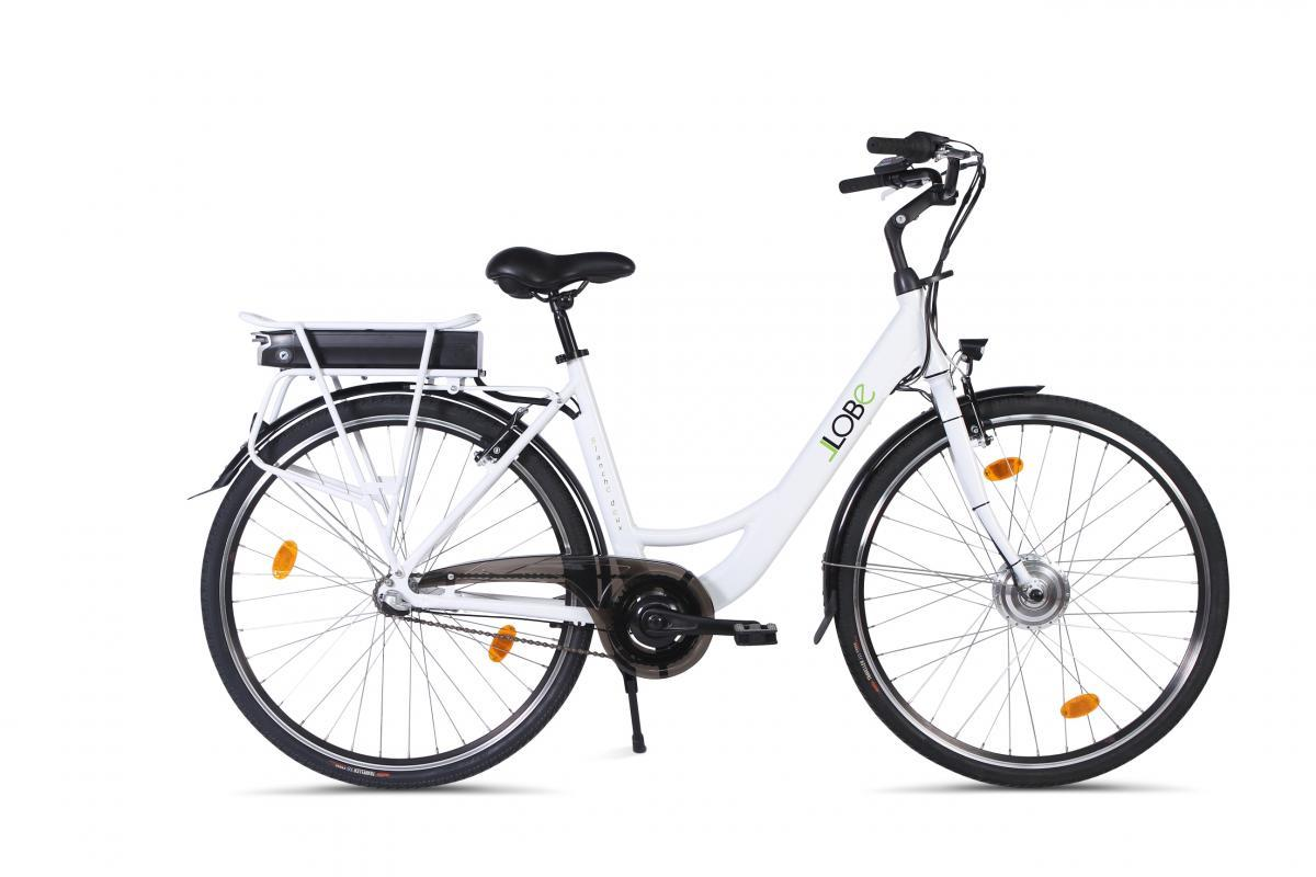 Bild 2 von LLobe City-E-Bike Blanche Deux